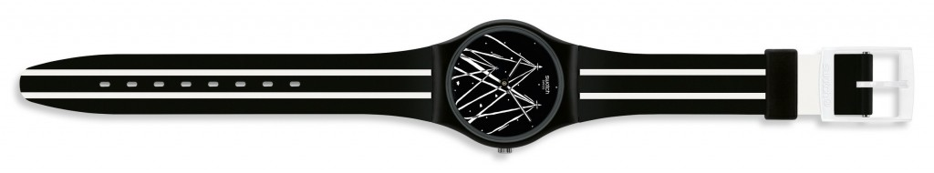 Swatch Gent Original - I AM A CHILD OF THE NIGHT by Ryan Grees